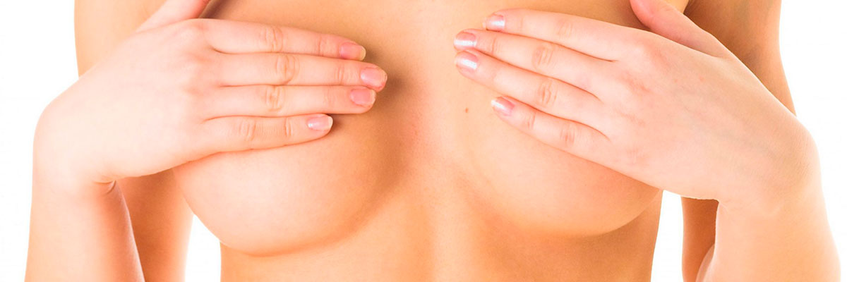 Breast augmentation. Saline or silicone implants?